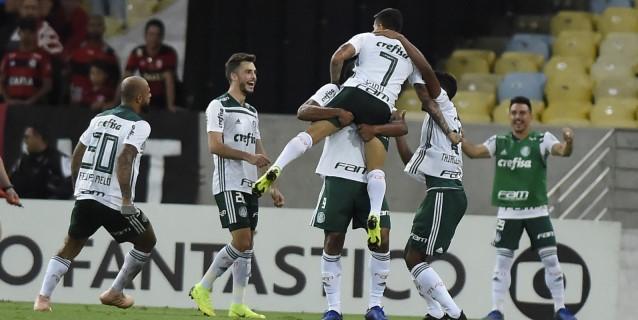 El Palmeiras empata con el Flamengo en el Maracaná y sigue líder