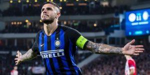 1-2. Icardi lidera remontada del Inter y deja tocado al PSV