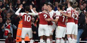 El Arsenal remonta hacia la décima victoria seguida