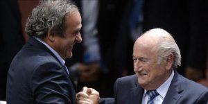 Blatter y Platini cumplen tres años de un castigo que cambió el fútbol