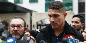 Paolo Guerrero y sus últimas acciones legales para poder jugar