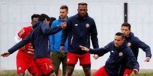 Costa Rica visitará a Perú el 20 de noviembre en un partido amistoso