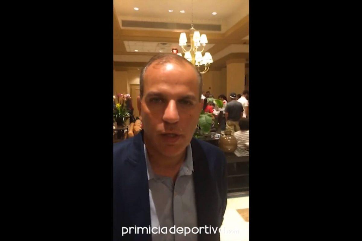 Entrevista a Diego Cora de ESPN Deportes – Primiciadeportiva.com TV