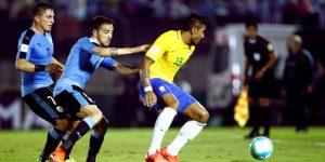 Brasil se enfrentará con Uruguay el 16 de noviembre en Londres