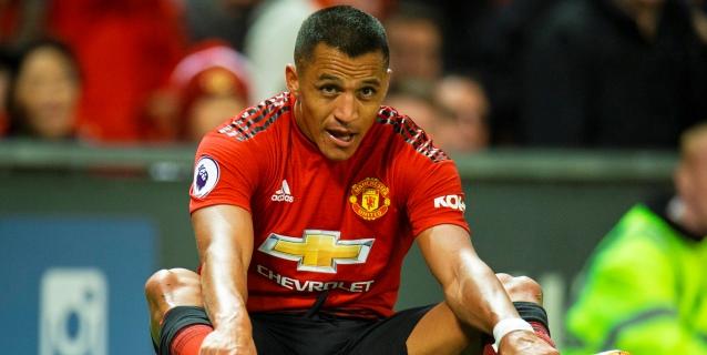 """Mourinho confirma que Alexis sufre una """"lesión muscular agresiva"""""""