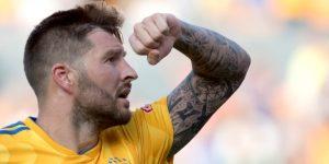 El francés Gignac se apunta como el máximo goleador del Apertura mexicano