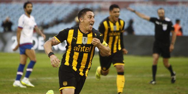 1-2. Peñarol gana el clásico y se proclama bicampeón del Campeonato Uruguayo de fútbol