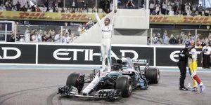F1: Hamilton no perdona en la despedida de Alonso