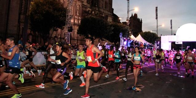 El Maratón de la Ciudad de México recibe etiqueta Oro de la IAAF