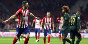 2-0. Paseo del Atlético a octavos