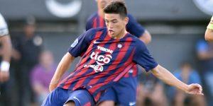 El fútbol paraguayo se rinde ante Fernando Ovelar, precoz estrella de 14 años