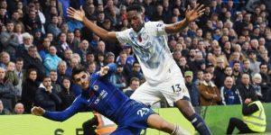 Sarri hace historia, pero el Chelsea pincha contra el Everton