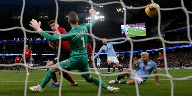 3-1. Mourinho recula y Guardiola castiga