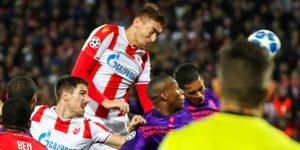 2-0. El Liverpool se estrella en Belgrado y se complica el pase a octavos