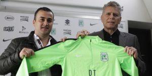 Autuori coquetea con la Libertadores en su presentación como técnico de Nacional