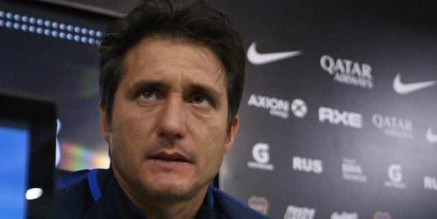 """Barros Schelotto: """"Hemos puesto al fútbol argentino en lo más alto"""""""