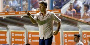 Gremio anuncia la renovación del entrenador Renato Gaúcho por una temporada