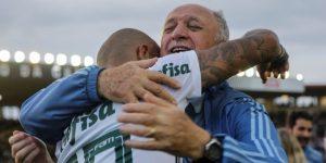 Palmeiras gana la Liga brasileña de fútbol con un Scolari que se reivindica