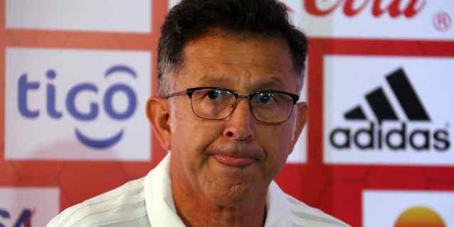 Osorio debe probar ataque con Romero, del Corinthians, y Sanabria, del Betis