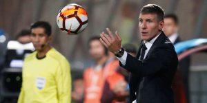 El argentino Martín Palermo deja de ser entrenador de Unión Española de Chile