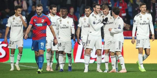 Mourinho amarga al Juventus; el Real Madrid resucita