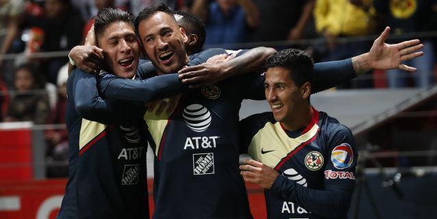 América golea al Veracruz y asegura el segundo lugar; Pachuca no va a la liguilla