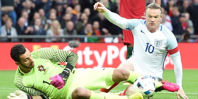 Rooney, convocado con Inglaterra para el amistoso contra Estados Unidos