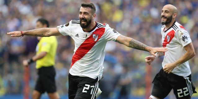 2-2. Boca y River definirán el título de la Libertadores en el Monumental