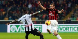 El Milan vuelve a ganar en el 95, pero pierde a Higuaín