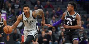 NBA: Raptors y Warriors caen derrotados; LeVert sufre una grave lesión
