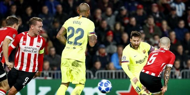 1-2. El Barça, primero de grupo sin brillo