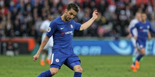 Fábregas mete al Chelsea en cuartos; Arsenal y Tottenham le acompañan