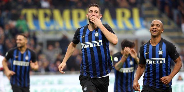 El Inter arrolla al Génova (5-0) y calienta motores para el Barcelona