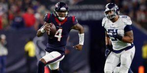 NFL: 34-17. Watson lidera a los Texans en una histórica y emotiva octava victoria seguida