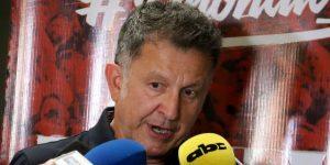 Osorio afronta su primer test para que Paraguay recupere la imagen internacional