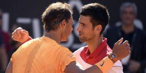 TENIS: El tridente Djokovic-Nadal-Federer repite por séptima vez
