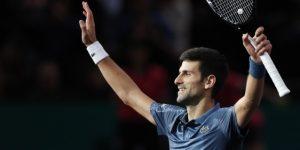 TENIS: Djokovic sigue liderando la clasificación mundial de tenis