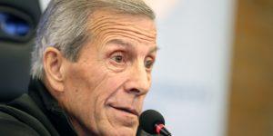 Tabárez asegura que no le afectan las críticas tras derrotas en amistosos