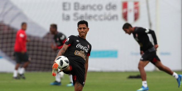 Perú comienza a preparar con siete jugadores los amistosos ante Ecuador y Costa Rica
