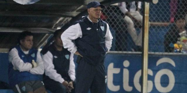 Claverí, técnico de Guatemala, asume el fracaso del amistoso contra Israel