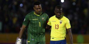 Gómez convoca a 13 'extranjeros' para los amistosos de Ecuador con Perú y Panamá
