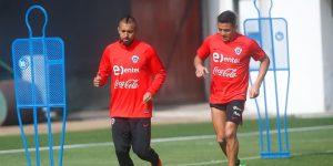 Vidal y Alexis comandan la nómina chilena para los amistosos ante Costa Rica y Honduras
