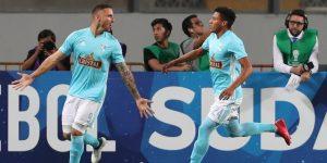 El argentino Emmanuel Herrera marcó su gol 36 por el Cristal en el Clausura de Perú