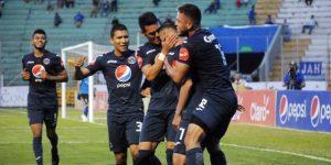 El paraguayo Roberto Moreira ayuda al Motagua a ganar y sigue líder en Honduras