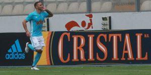 Emanuel Herrera cerca de quebrar un récord en el torneo peruano