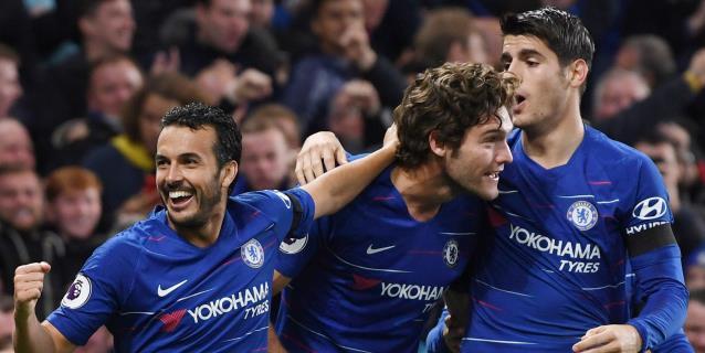 Morata los mete a pares y hace soñar al Chelsea