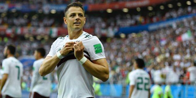 Javier Hernández, principal ausencia de México para amistosos con Argentina