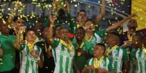 2-1. Nacional derrota a Once Caldas y gana cupo a la Libertadores del 2019