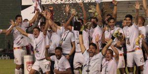 El Herediano de Costa Rica se corona campeón de la Liga Concacaf pese a perder