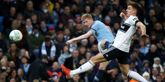 Brahim Díaz rompe dos veces el cerrojo del Fulham y mete al City en cuartos